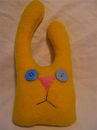 Yellow Bunny Full