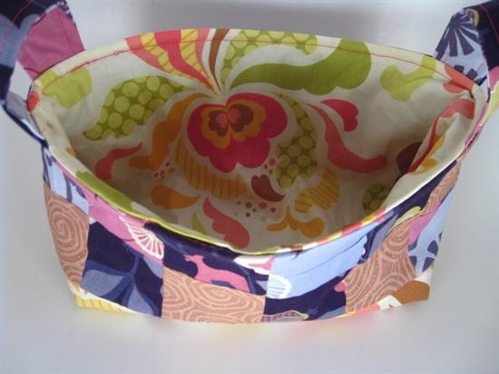 fabric basket 4